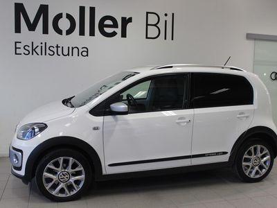 gebraucht VW cross up! up!1,0 75HK V-Hjul Navi