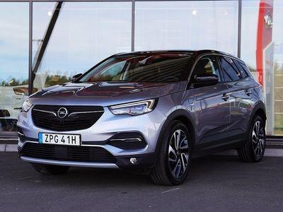 begagnad Opel Grandland X 1.6 Turbo Business (180hk)