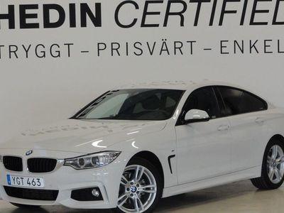 gebraucht BMW 420 d Aut M-Sport Drag Navi PDC Carplay