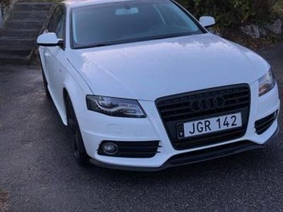 begagnad Audi A4 2.0 Tfsi -10