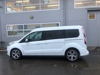 begagnad Ford Tourneo Connect LWB 1.5 Aut Eu6 120hk 5-sits Panorama