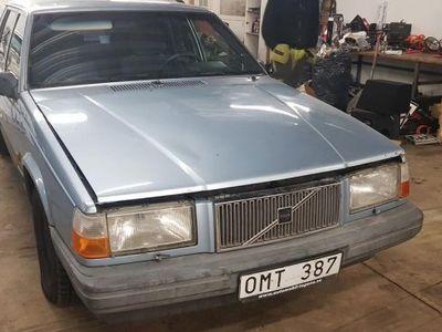 used Volvo 740 gle -90