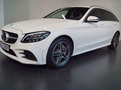 begagnad Mercedes 200 - Benz C - KLASSKombi / / AMG Paket / / Kombi Paket / / Automat 160hk