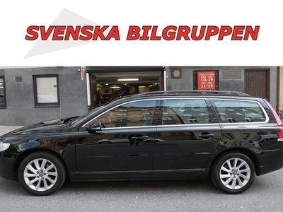 used Volvo V70 D4 Momentum Euro 6 181hk Drag Värmare