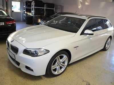 begagnad BMW 520 XDRIVE Aut xDrive M-Sport / Drag / Backkam -15