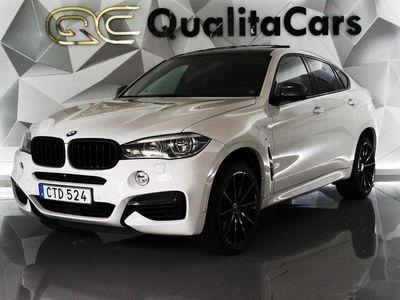 begagnad BMW X6 X6M50D