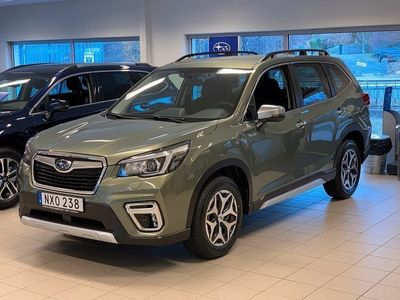 begagnad Subaru Forester 2.0 4WD AUT ACTIVE HYBRID