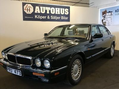 begagnad Jaguar XJ 3.2 Aut (211HK) 16500Mil Beige Inte