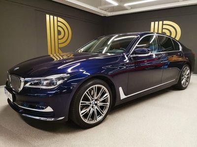 begagnad BMW 740 d xDrive (320hk) Pure Excellence / Sv-såld