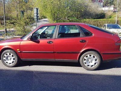 begagnad Saab 900 SE