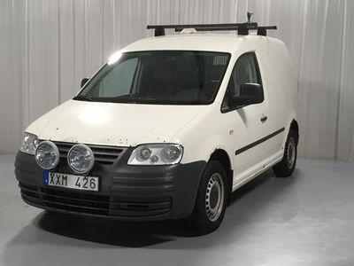 brugt VW Caddy 1.9 TDI Skåp (105hk)