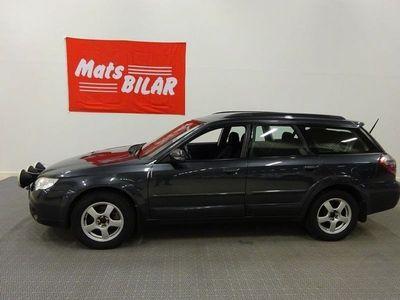 begagnad Subaru Outback 2,0d 4x4 Manuell 150 Hk