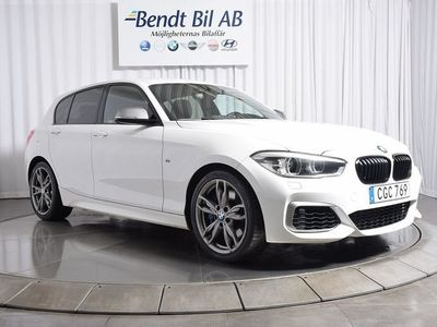 begagnad BMW M135 i xDrive 5-door / Navigation