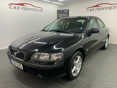begagnad Volvo S60 2.4 Business 140hk,NY BES .