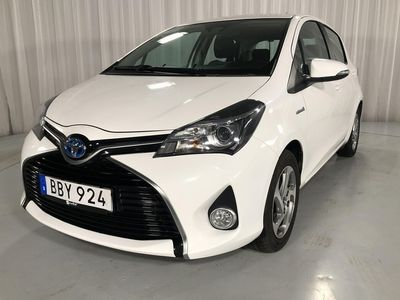 begagnad Toyota Yaris 1.5 HSD 5dr (75hk)