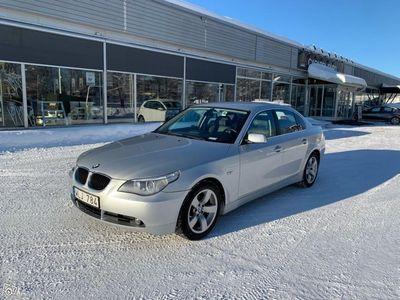 begagnad BMW 525 i M-Sport Automat 192hk -05