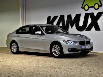 begagnad BMW 318 xDrive Sedan Keyless S&V