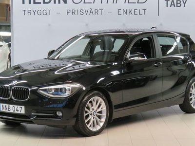 begagnad BMW 118 d 5dr Sport Line 143hk