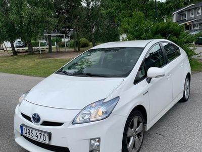 begagnad Toyota Prius