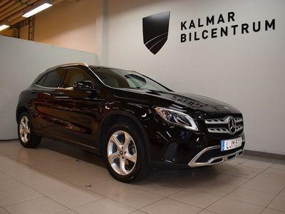 begagnad Mercedes GLA200 d 4MATIC 7G-DCT Euro 6 136hk