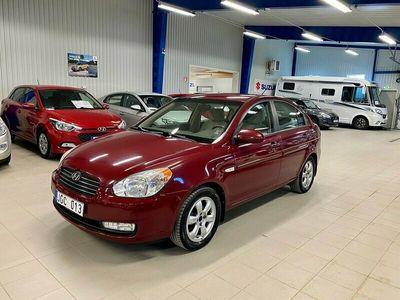 begagnad Hyundai Accent Sedan 1.6 112hk