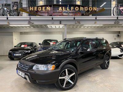begagnad Volvo XC70 D5 AWD Auto 185hk Taklucka Drag