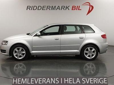 begagnad Audi A3 Sportback 1.6 M-värm 2011, Halvkombi 74 900 kr