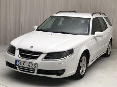 begagnad Saab 9-5 1.9 TiD SportCombi 2010, Personbil 30 000 kr