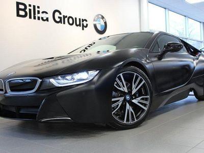 begagnad BMW i8 1.5 + 7.1 kWh Steptronic Euro 6 362hk -17
