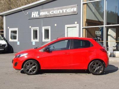 begagnad Mazda 2 1.3 84HK ColourEdition Nybes*1ÅrGaranti
