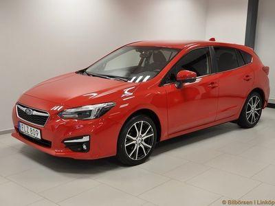 begagnad Subaru Impreza 1.6 Active CVT