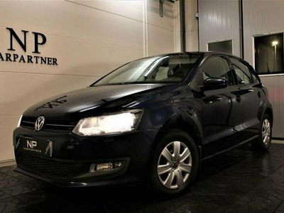 begagnad VW Polo 5-dörrar 1.6 TDI Comfort 90hk KAMREM BYTT