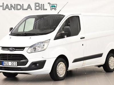 begagnad Ford Custom Transit2.2 TDCi Navi Drag 2013, Transportbil 99 900 kr