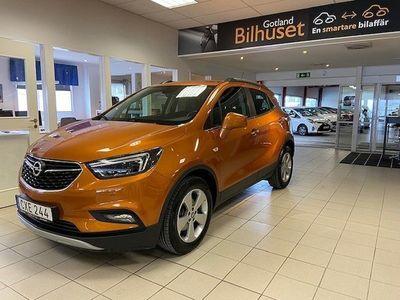 begagnad Opel Mokka X 1.4T 4x4 Automat Euro 6