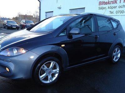begagnad Seat Altea Freetrack2.0TDI 4WD,170hk,Ny Bes.U.A