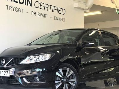 begagnad Nissan Pulsar 1.2 DIG-T Connecta Nav Drag Backkamera