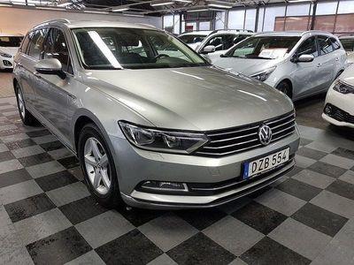 begagnad VW Passat SCR 2.0 TDI 4Motion DSG Eu