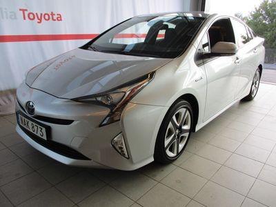 begagnad Toyota Prius 1.8 Hybrid Active V-Hjul*