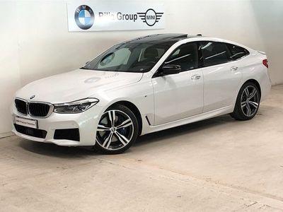 begagnad BMW 630 d xDrive Gran Turismo M Sport | Night