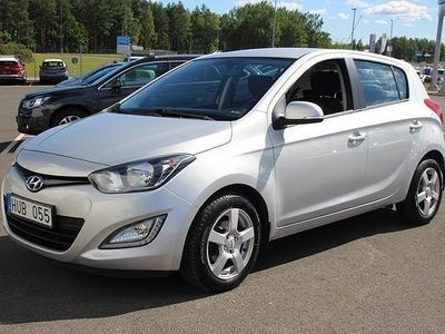 gebraucht Hyundai i20 1.2 Premium 85hk