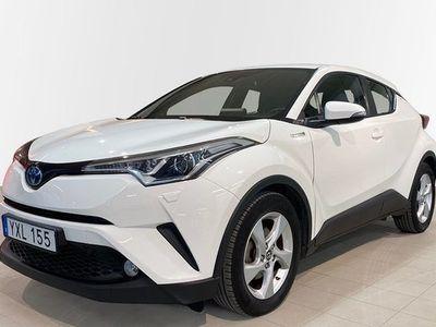 begagnad Toyota C-HR 1.8 HYBRID ACTIVE DRAG 2018, SUV Pris 189 900 kr