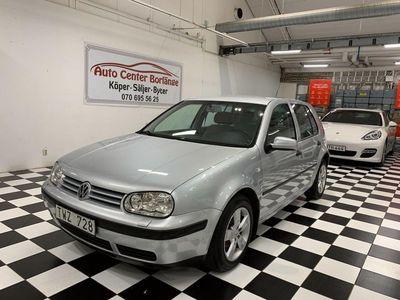 begagnad VW Golf 1.6 Comfort 105hk Ny kamrem