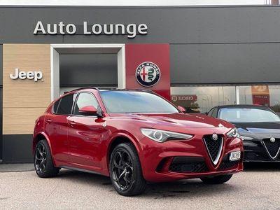 begagnad Alfa Romeo Stelvio QUADRIFOGLIO
