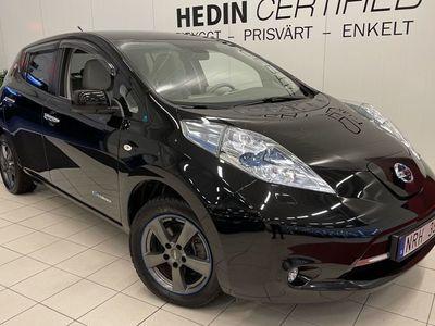 begagnad Nissan Leaf 24 kWh Singel Speed