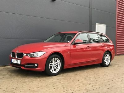 begagnad BMW 318 d xdrive / Dragkrok /