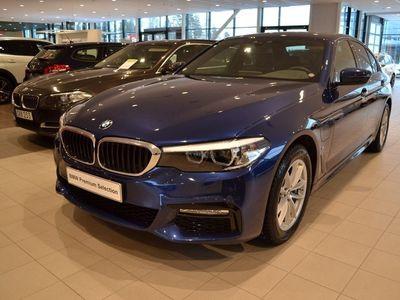 brugt BMW 530 e M-Sport / Läder / HiFi (252hk)