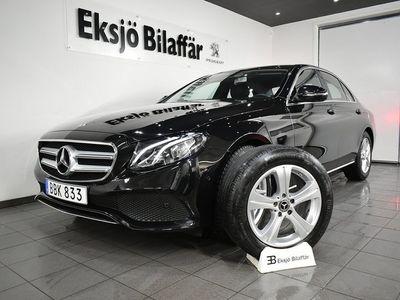 begagnad Mercedes E200 9G-Tronic Euro 6 *Automat.Dragkrok*