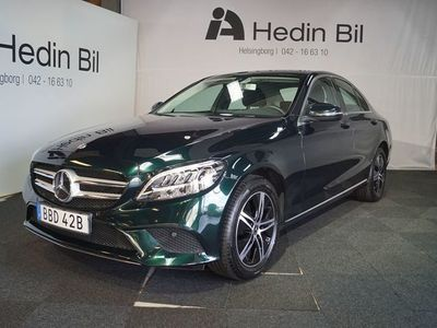 used Mercedes C220 D 4-MATIC / VÄRMARE /