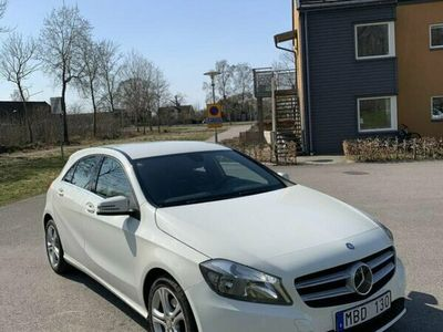 begagnad Mercedes A180 176