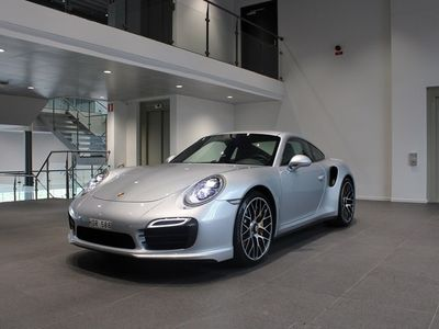 second-hand Porsche 911 Turbo S TURBO S